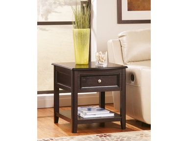 Carlyle End Table 820492