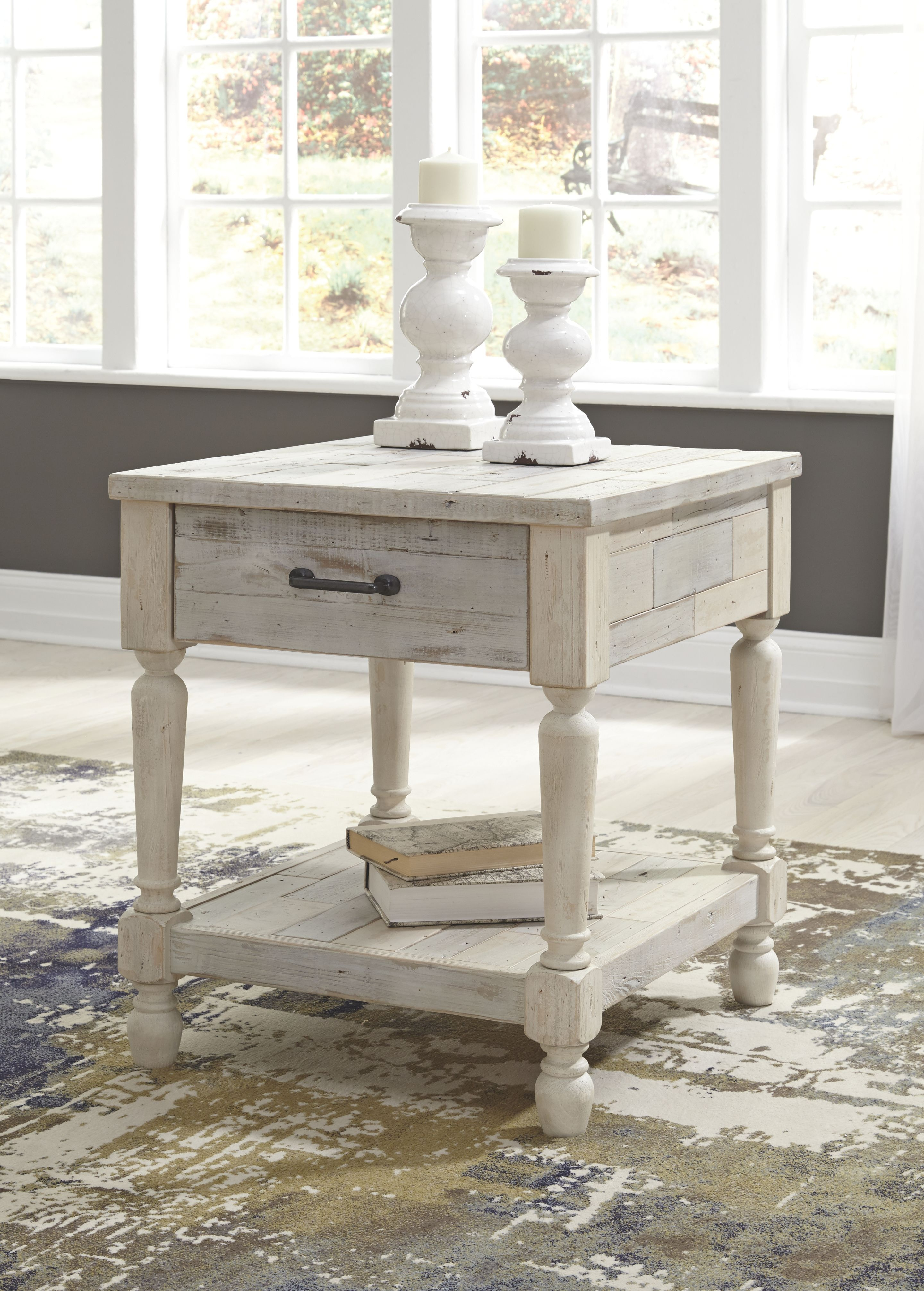 Signature Design By Ashley Rectangular End Table T782 3