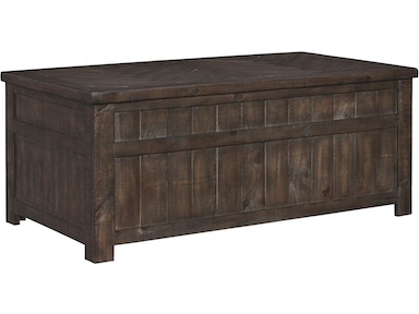 Signature Design By Ashley Living Room Hillcott Coffee Table