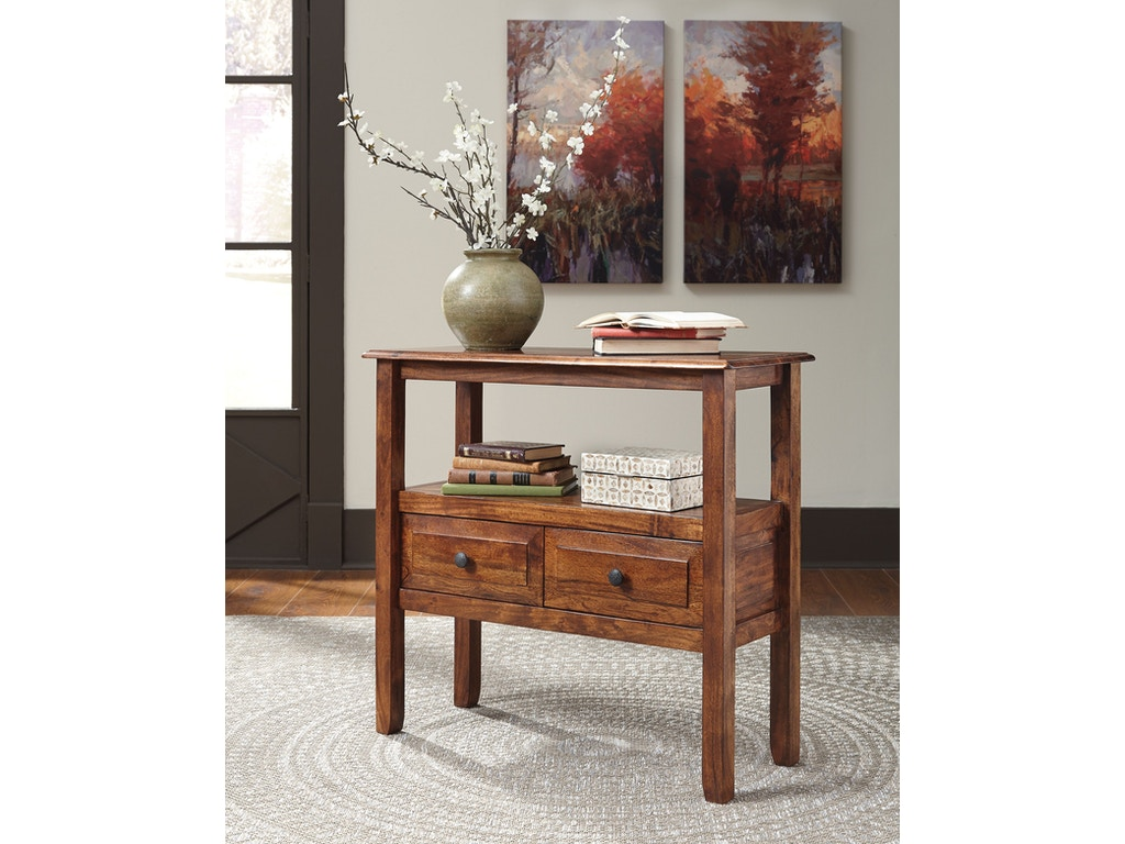Signature Design By Ashley Living Room Accent Table T800 124 New Look Furniture Lake Charles La