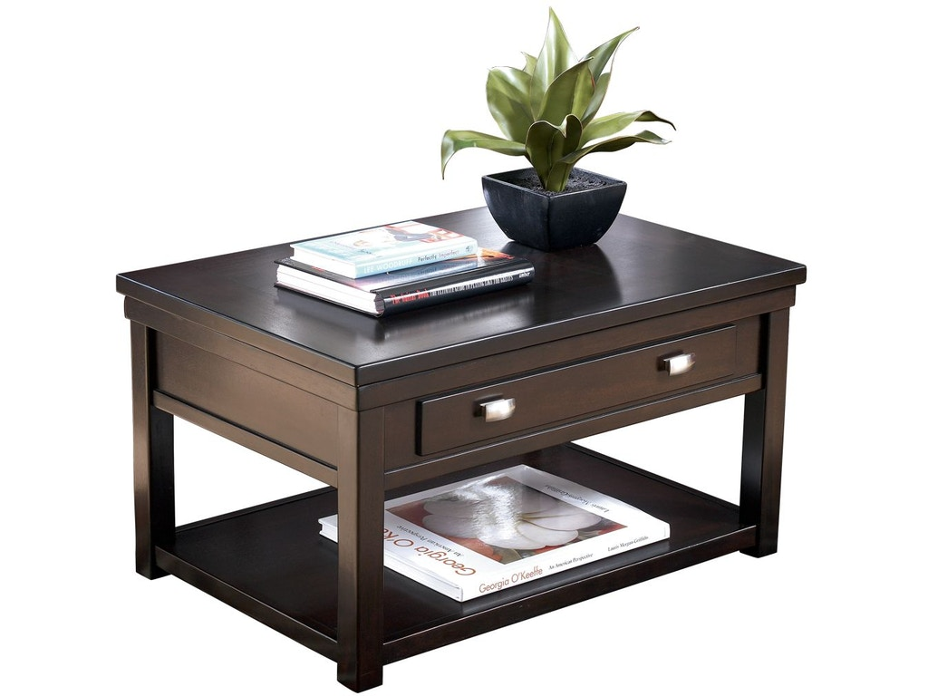 Signature Design By Ashley Living Room Marion Coffee Table
