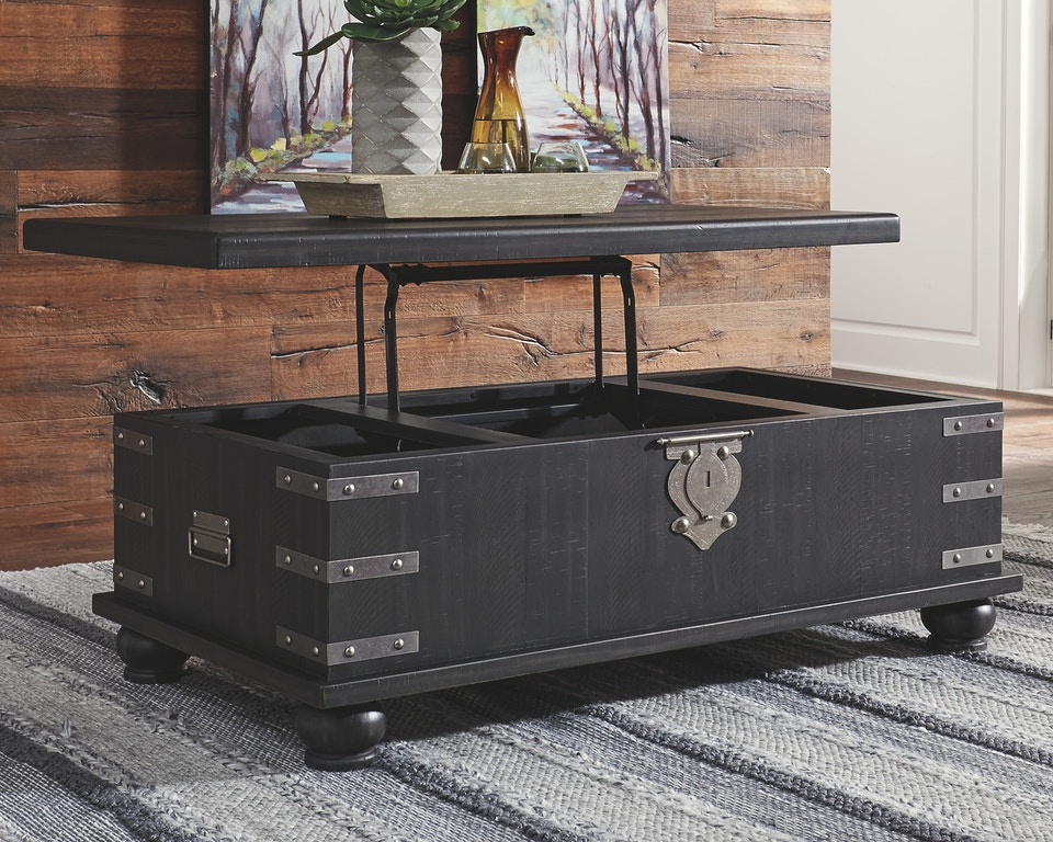 Delmar Coffee Table With Lift Top T902 9 By Signature Design By Ashley South San Francisco Ca