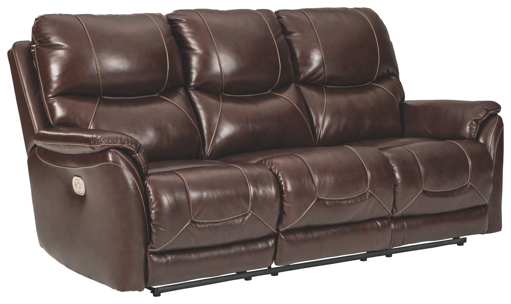 Signature Design By Ashley Living Room Dellington Power Reclining Sofa U1150515 Markson S