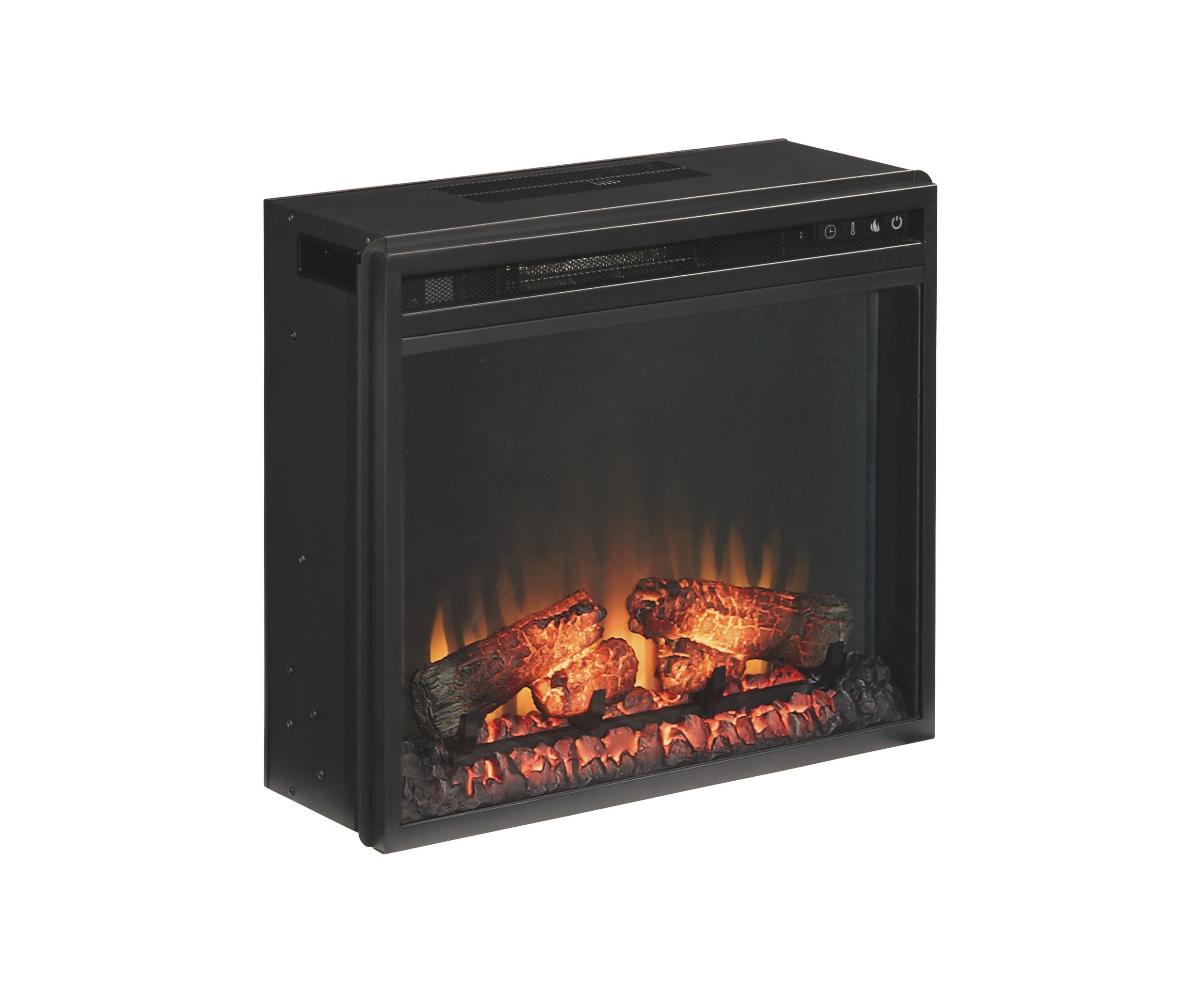 signature design by ashley dining room fireplace insert w100 01 rh sidesfurniture com Heatilator Birmingham Wood Fireplace Heatilator Birmingham Fireplace