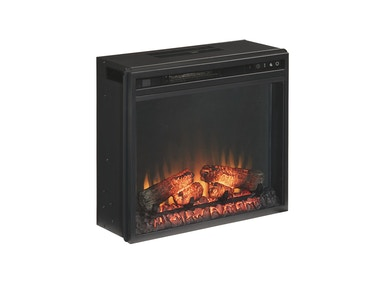 Signature Design by Ashley Fireplace Insert W100-01