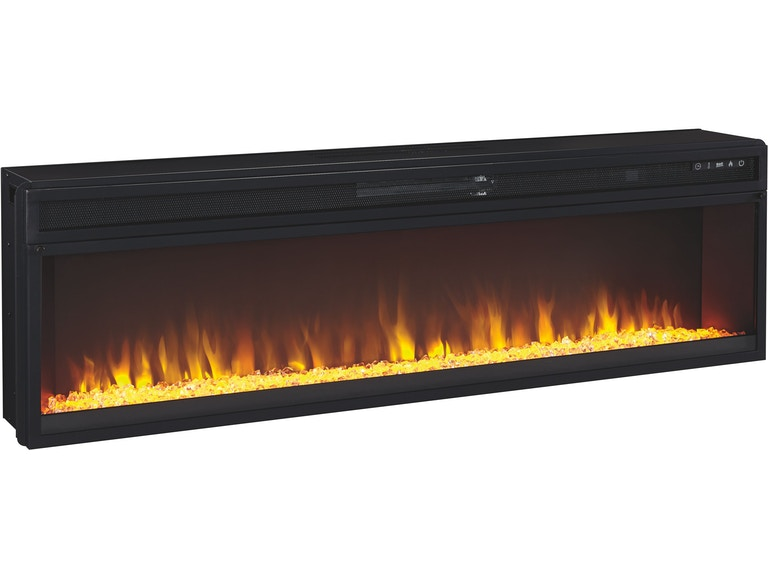 Signature design by ashley entertainment accessories wide fireplace signature design by ashley wide fireplace insert w100 22 teraionfo