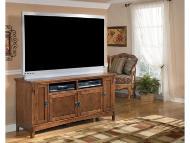 Signature Design by Ashley Large TV Stand W319-38