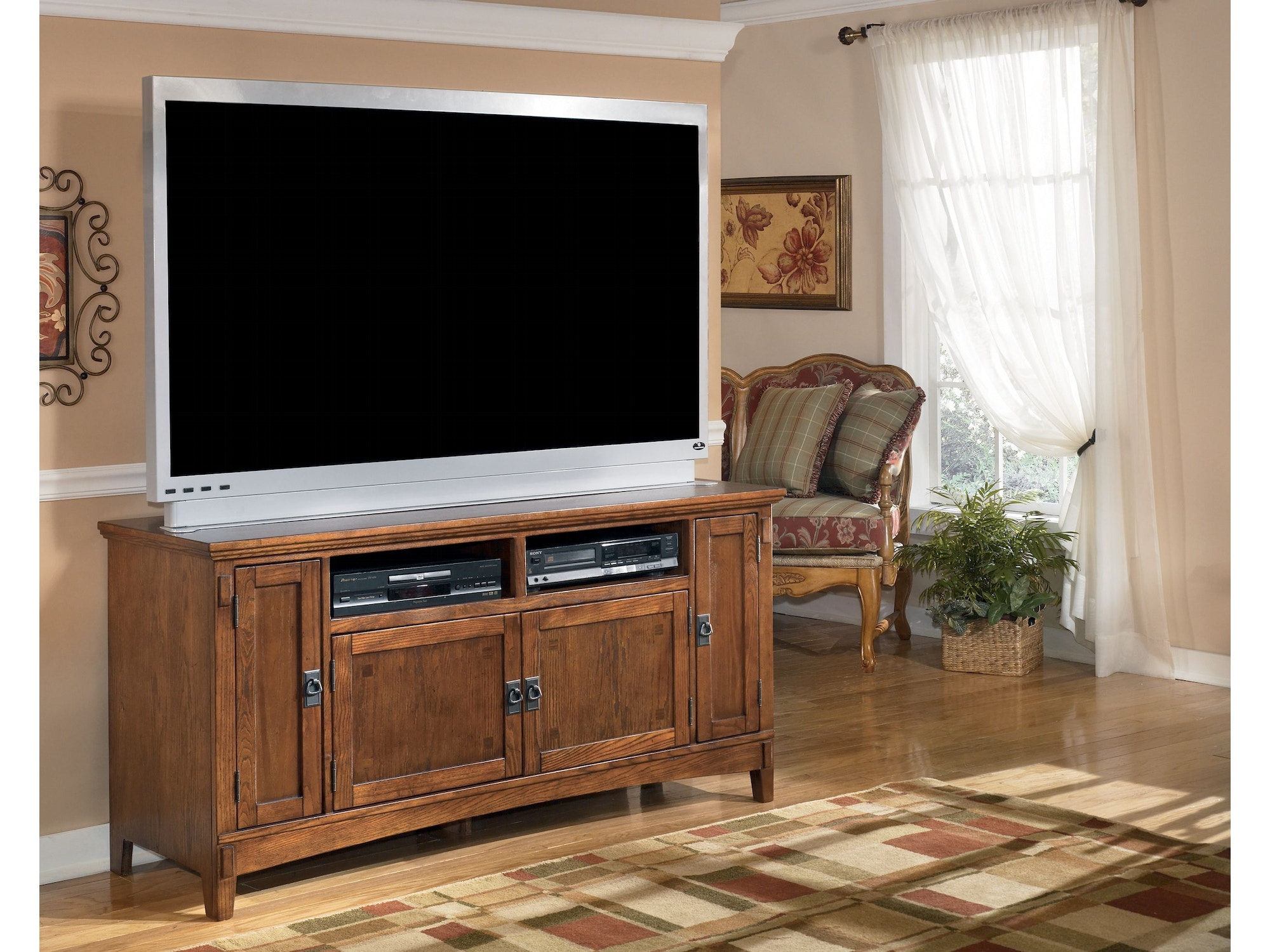 Cross Island TV Stand - Large 830133