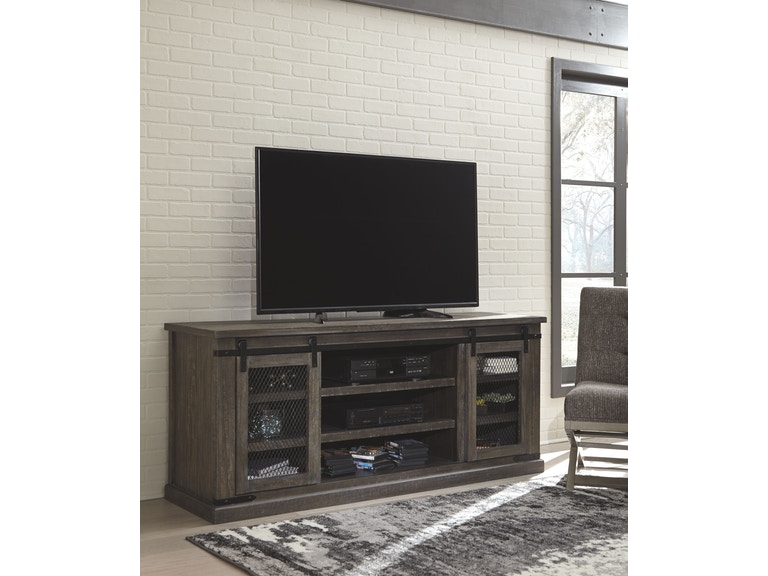 Signature Design By Ashley Home Entertainment Extra Large Tv Stand