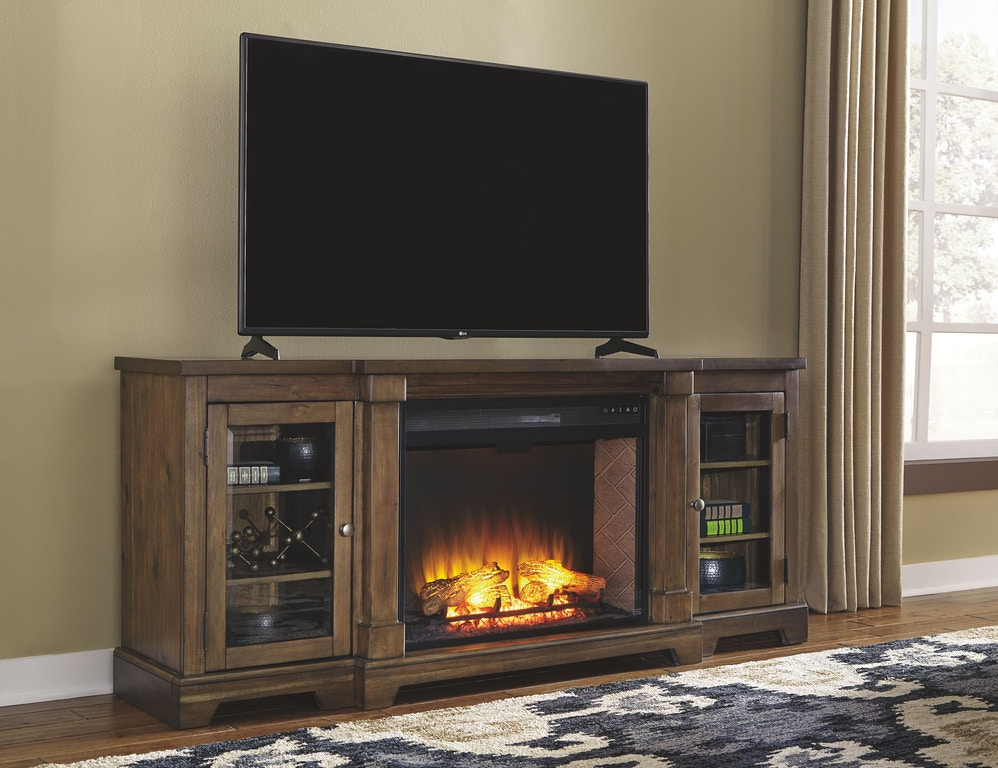 Signature Design By Ashley Home Entertainment Flynnter 75 Quot Tv Stand W719 68 Furniture Kingdom