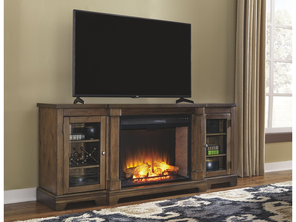 Signature design by ashley home entertainment xl tv stand for Signature home designs