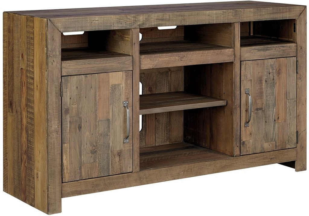 Signature Design By Ashley Home Entertainment Sommerford 62 Tv Stand W775 48 Wrights Furniture