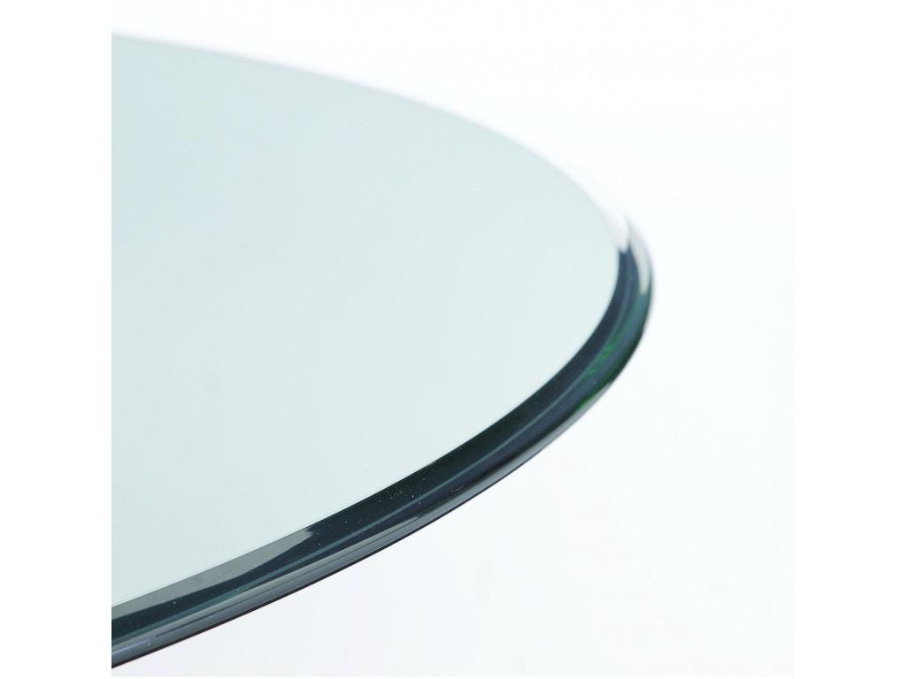 Bassett mirror company dining room clear glass 48 dining for Glass and mirror company
