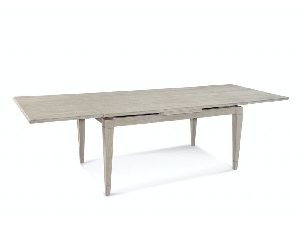 Bassett Mirror Company Dining Room Camryn Refectory Table 1152 Dr