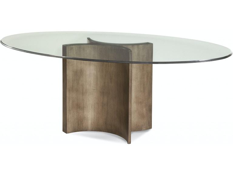 Bassett Mirror Company Symmetry Dining Table 2914 700 926