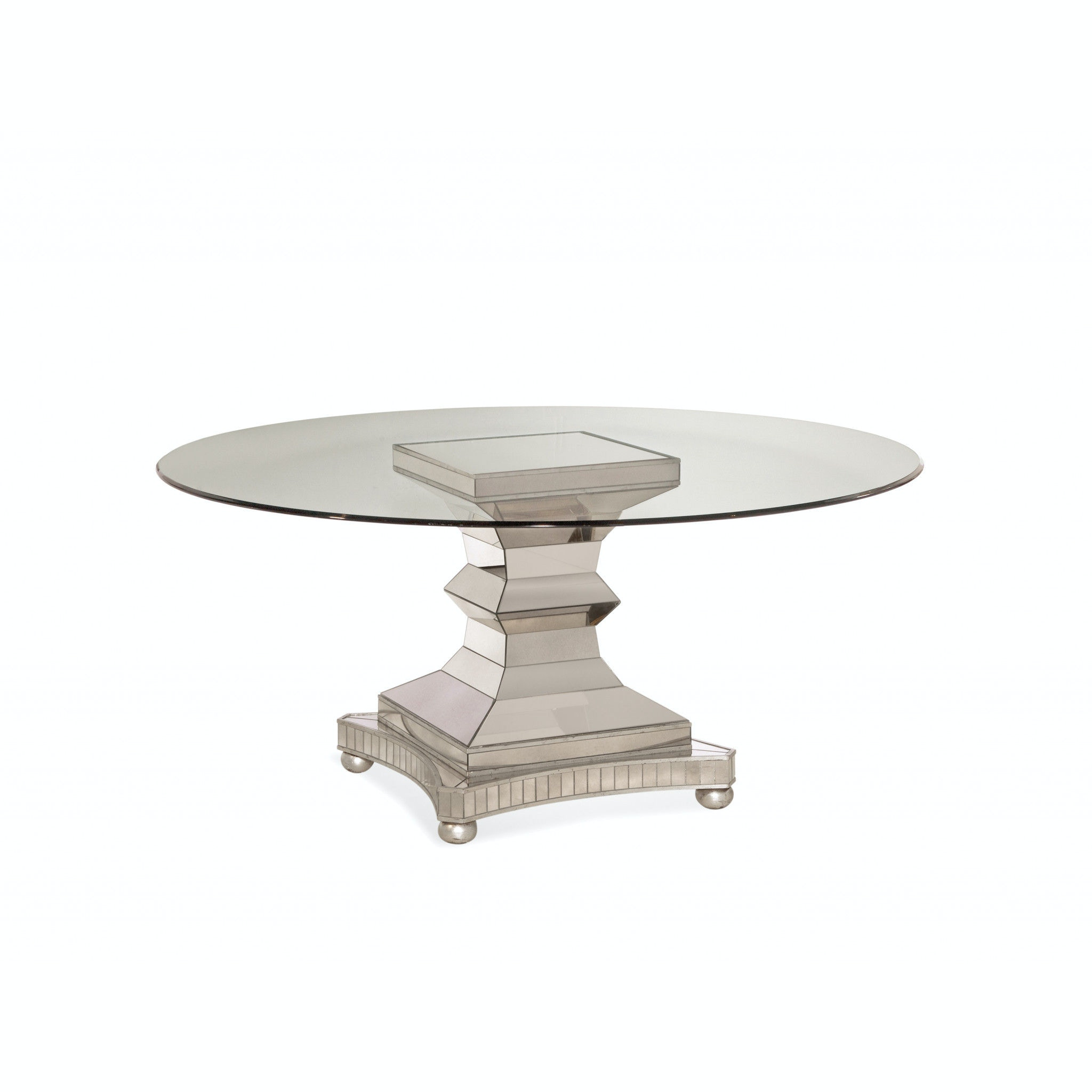bassett mirror company dining room moiselle dining table