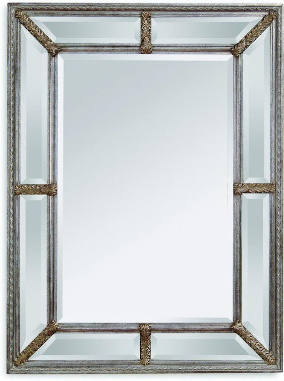 Bassett Mirror Company Accessories Roma Wall Mirror 6357-1764 ...