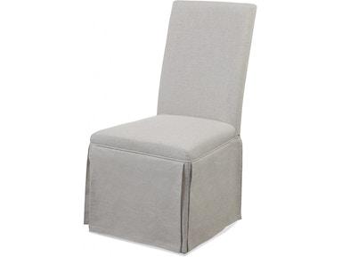 Terrific Bassett Mirror Company Dining Room Skirted Parsons Chair Pdpeps Interior Chair Design Pdpepsorg