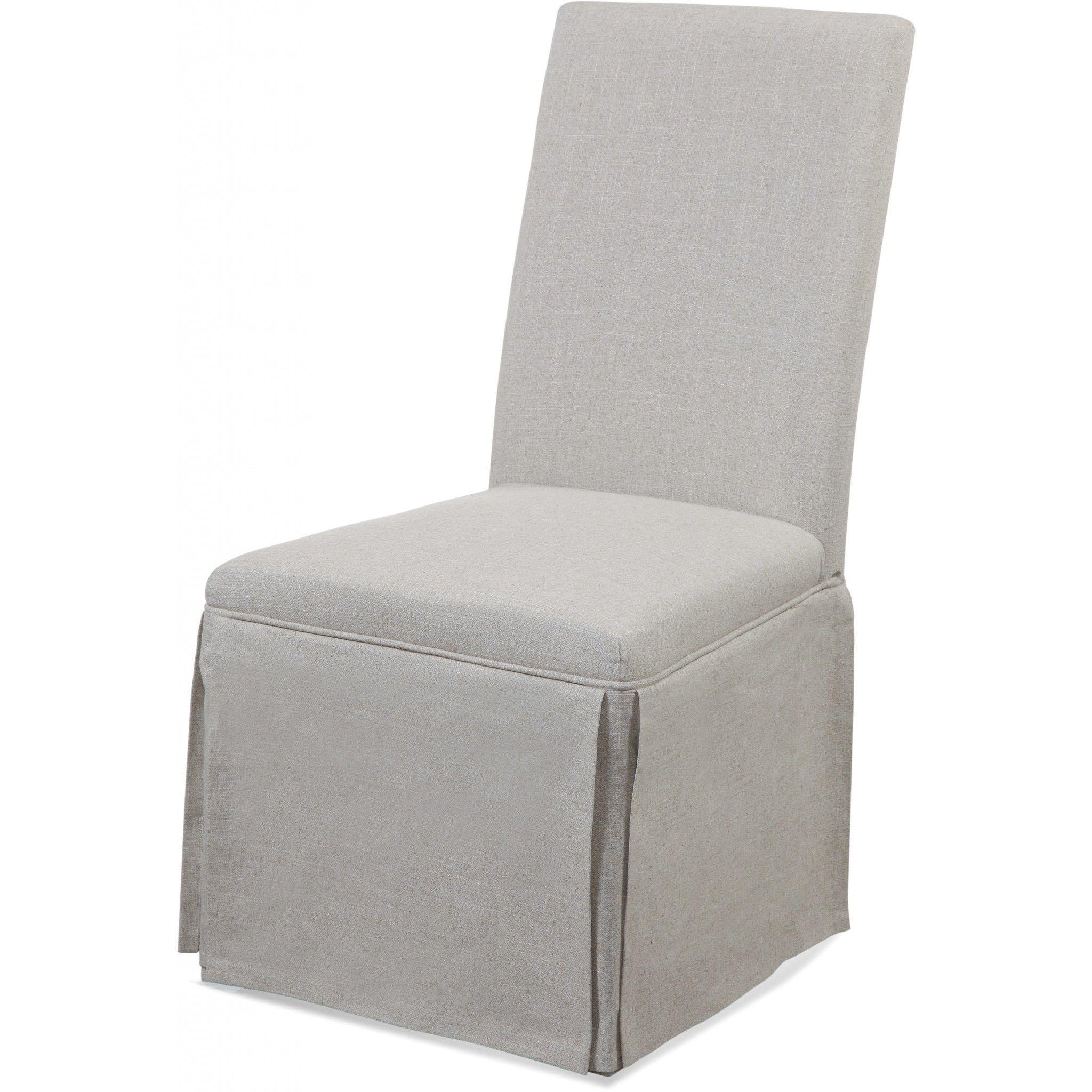 Bassett Mirror Company Dining Room Skirted Parsons Chair Btmdpch8746 Walter E Smithe Furniture Design