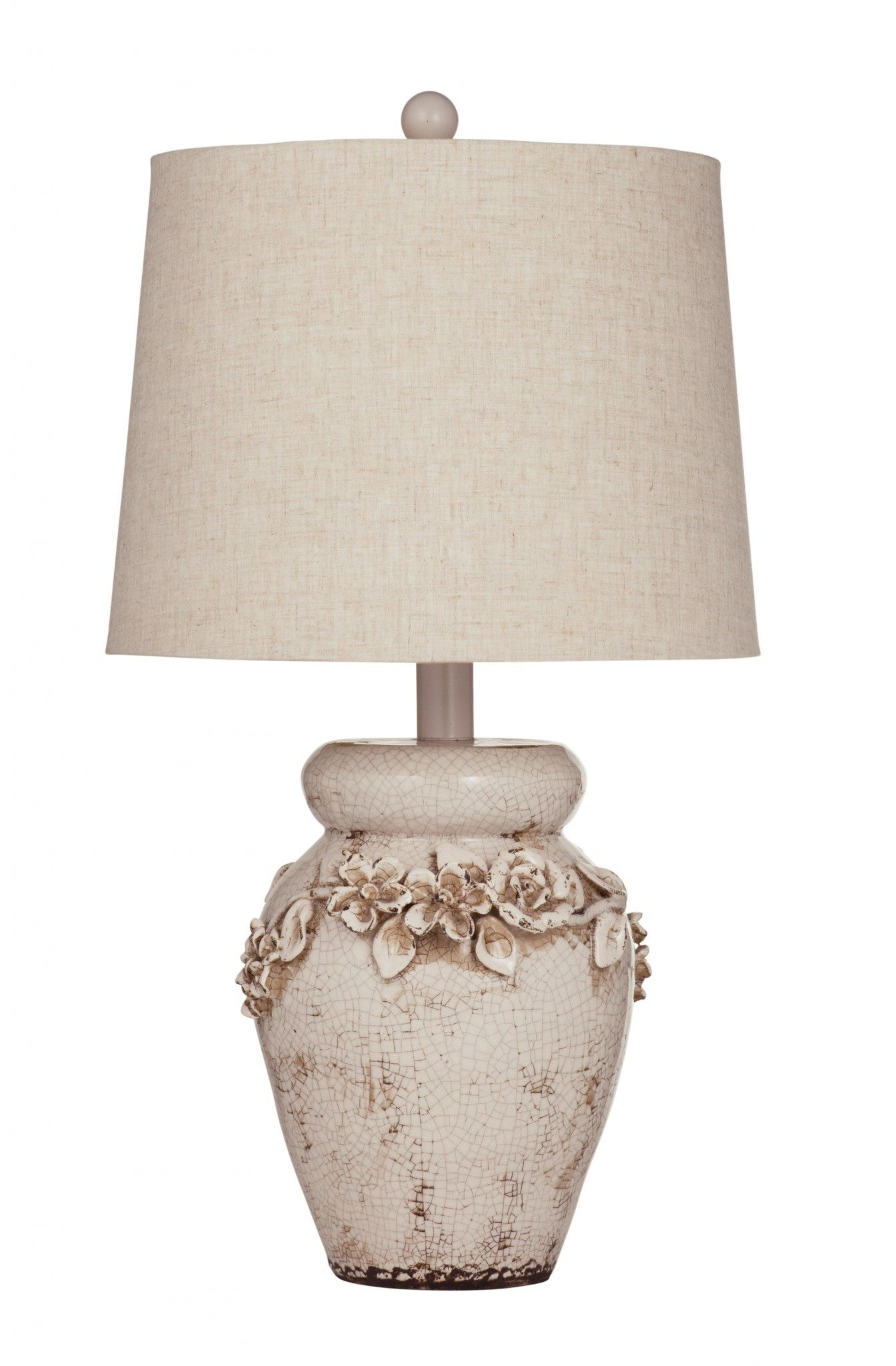 Bassett Mirror Company Lamps And Lighting Eleanore Table Lamp L2321t