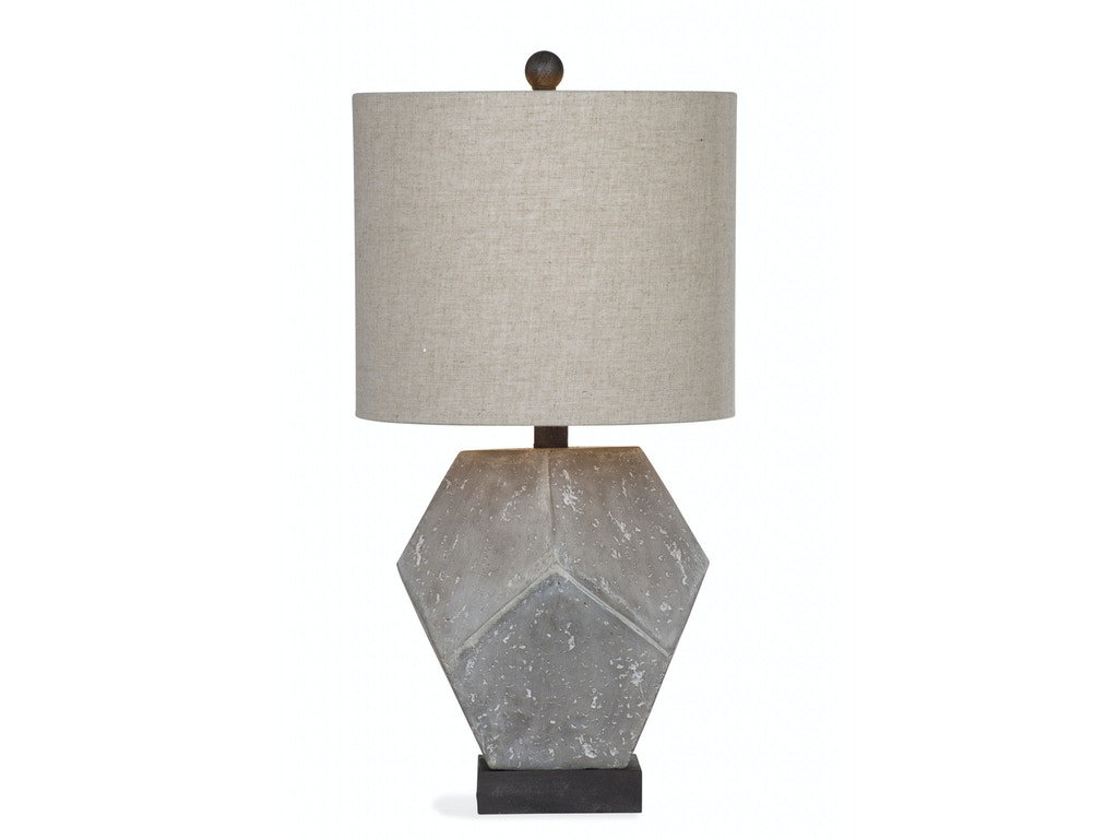 Bassett Mirror Company Lamps And Lighting Wallace Table Lamp Tyndall Furniture Mattress