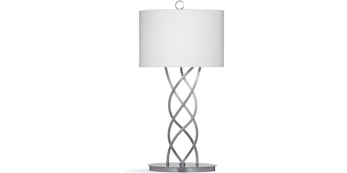 Bassett Mirror Company Lamps And Lighting Melina Table Lamp L3323t Grossman Furniture Philadelphia Pa