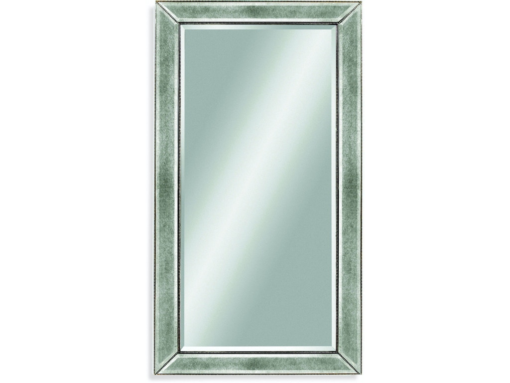 Bassett Mirror Company Accessories Beaded Wall Mirror
