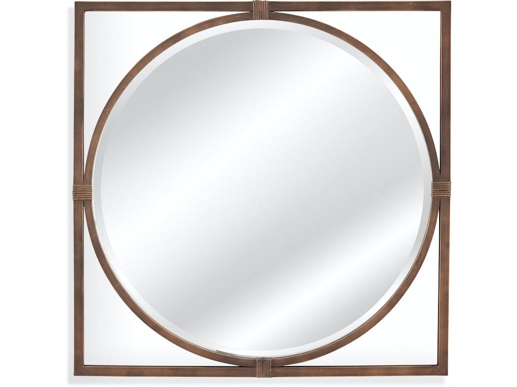 Bassett Mirror Company Accessories Sadie Wall Mirror M3645b Russell 39 S Fine Furniture San