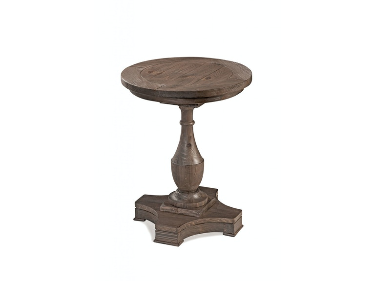 Bassett Mirror Company Hitchcock Side Table 038543