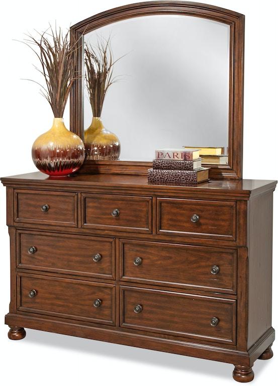 Bernards Bedroom Prescott Dresser 1043 New Look