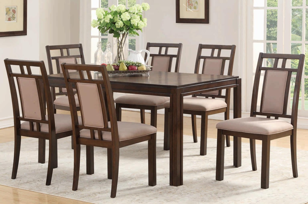 Bernards Dining Room Thorton Casual Dining Set 5650-500 ...