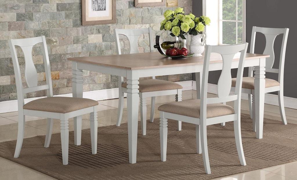 Heavy Duty Folding Picnic Table, Bernards Dining Room Eden Casual Dining Set 5678 500 Louis Mohana Furniture Bourg La