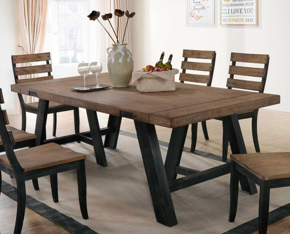 Bernards Dining Room Halsey Casual Dining Set 5768-500 ...