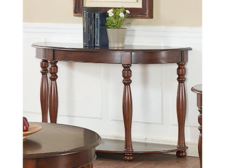 Wondrous Bernards Living Room Prescott Occasional Sofa Table 8611 004 Ncnpc Chair Design For Home Ncnpcorg