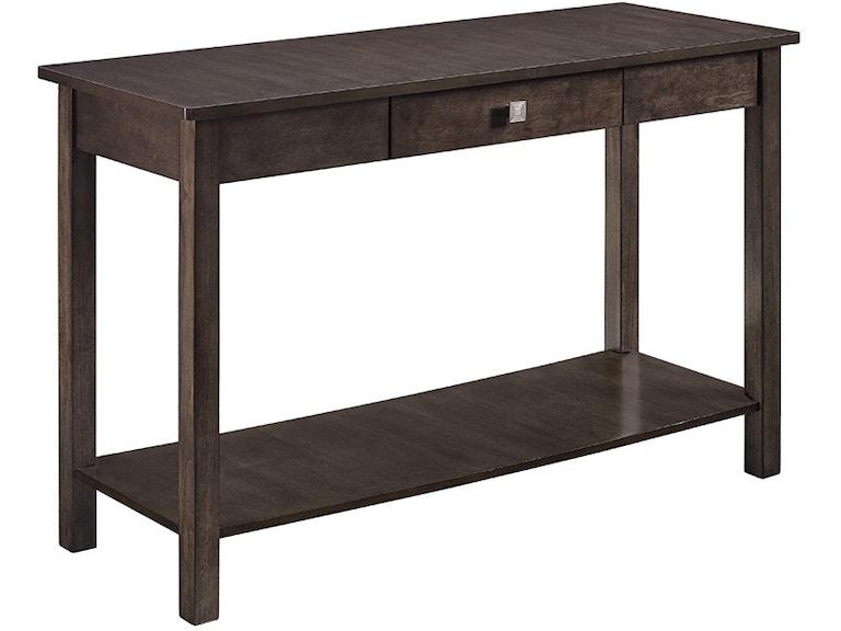 Bernards Westfield Wood Sofa Table 8613 004