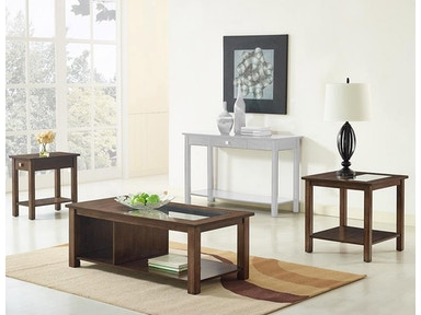Westfield Wood 3 Pack Contemporary Storage Occasional