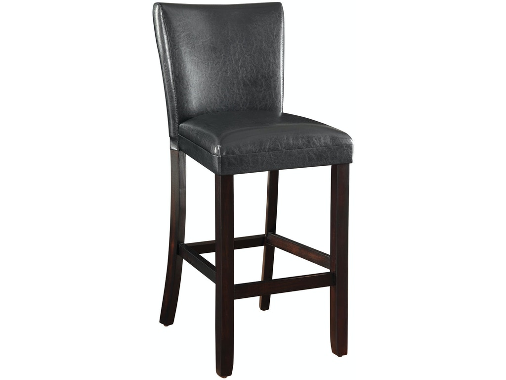 Coaster bar and game room 29 bar stool 100056 furniture for Furniture kingdom