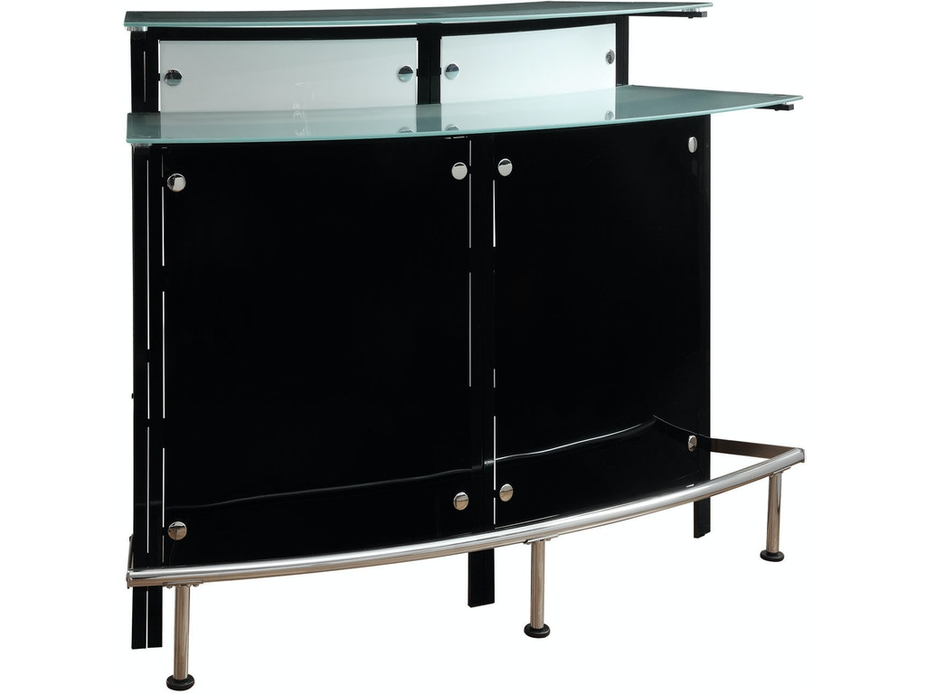 bar units and bar tables arched black bar table with frosted glass  - coaster bar units and bar tables arched black bar table with frosted glasscounter tops