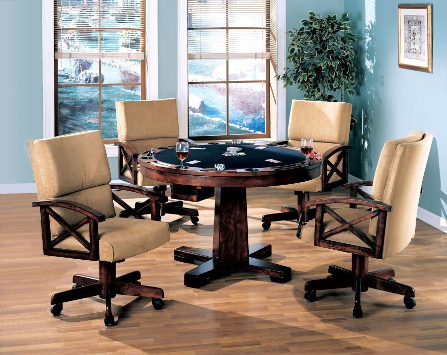 Coaster 5 Piece Dining Room Set 100171 S5