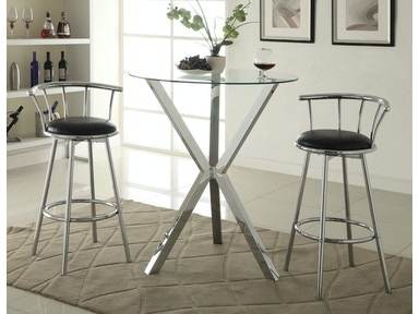 Coaster Bar Table 100186