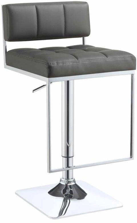 Coaster Bar And Game Room Adjustable Bar Stool 100195