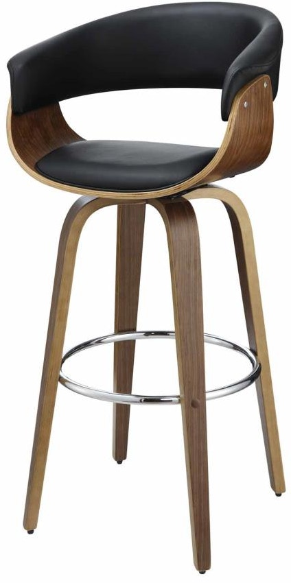 Coaster Bar And Game Room Bar Stool 100205 Hickory