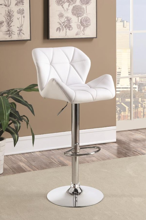 Coaster Bar And Game Room Adjustable Bar Stool Pack Qty