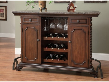 Coaster Bar Unit 100678