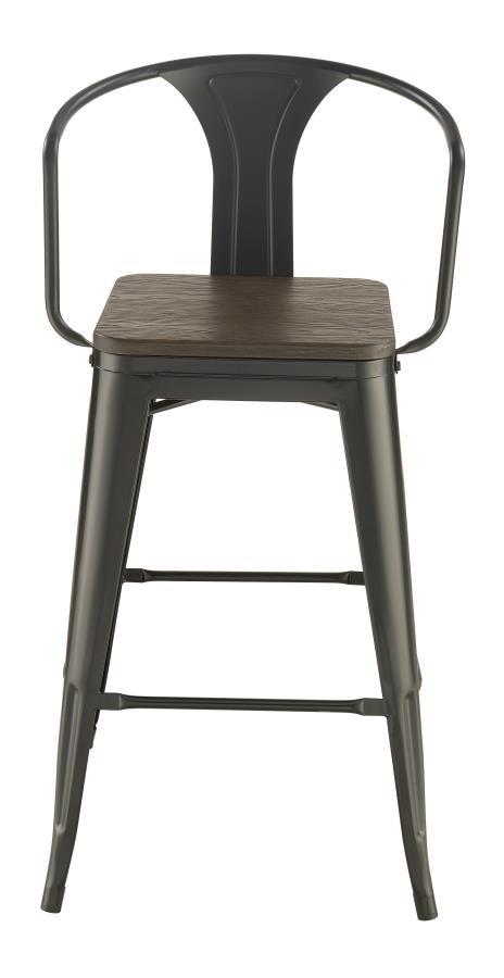 Coaster Bar And Game Room Bar Stool 100737 Emw Carpets Furniture