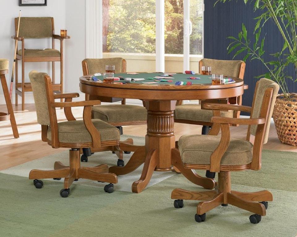 Coaster 5 Piece Dining Room Set 100951 S5 Winner Furniture