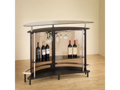 Coaster Bar Unit 101065