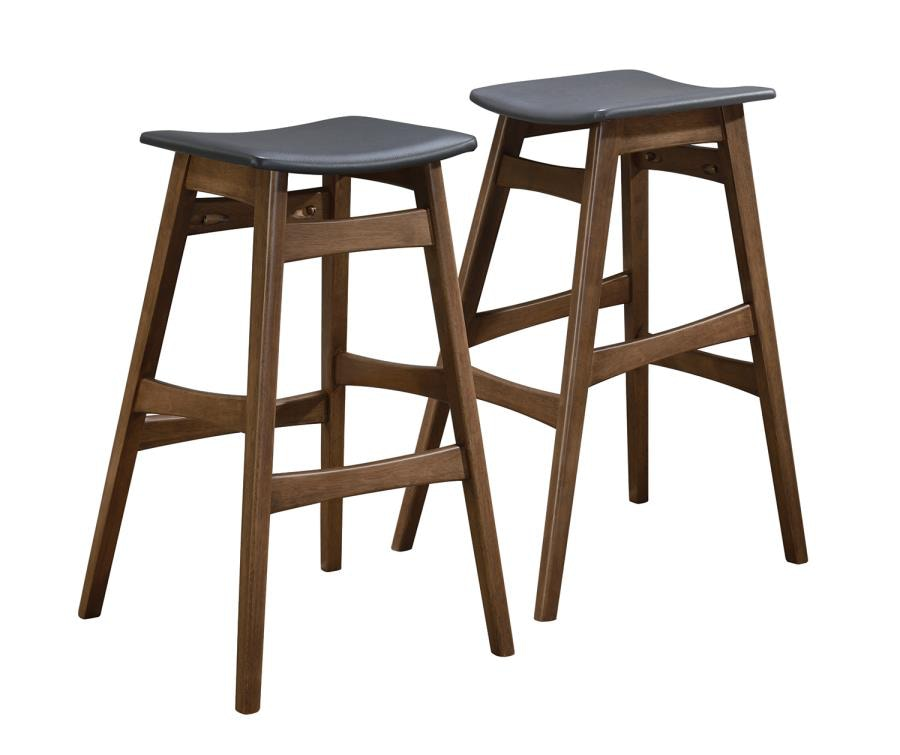 Coaster Rec Room Bar Tables Wood Isaak S Home Furnishings And