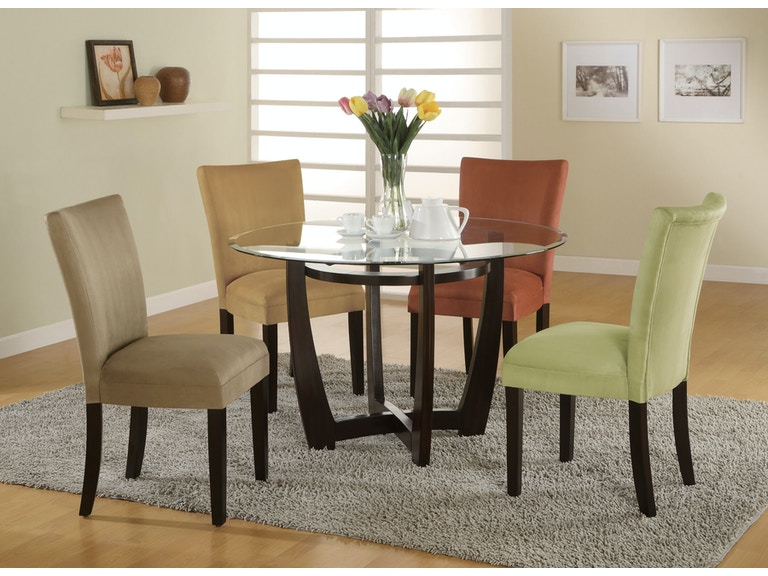 Coaster Dining Room Dining Table Base 101490 - Furniture Kingdom ...