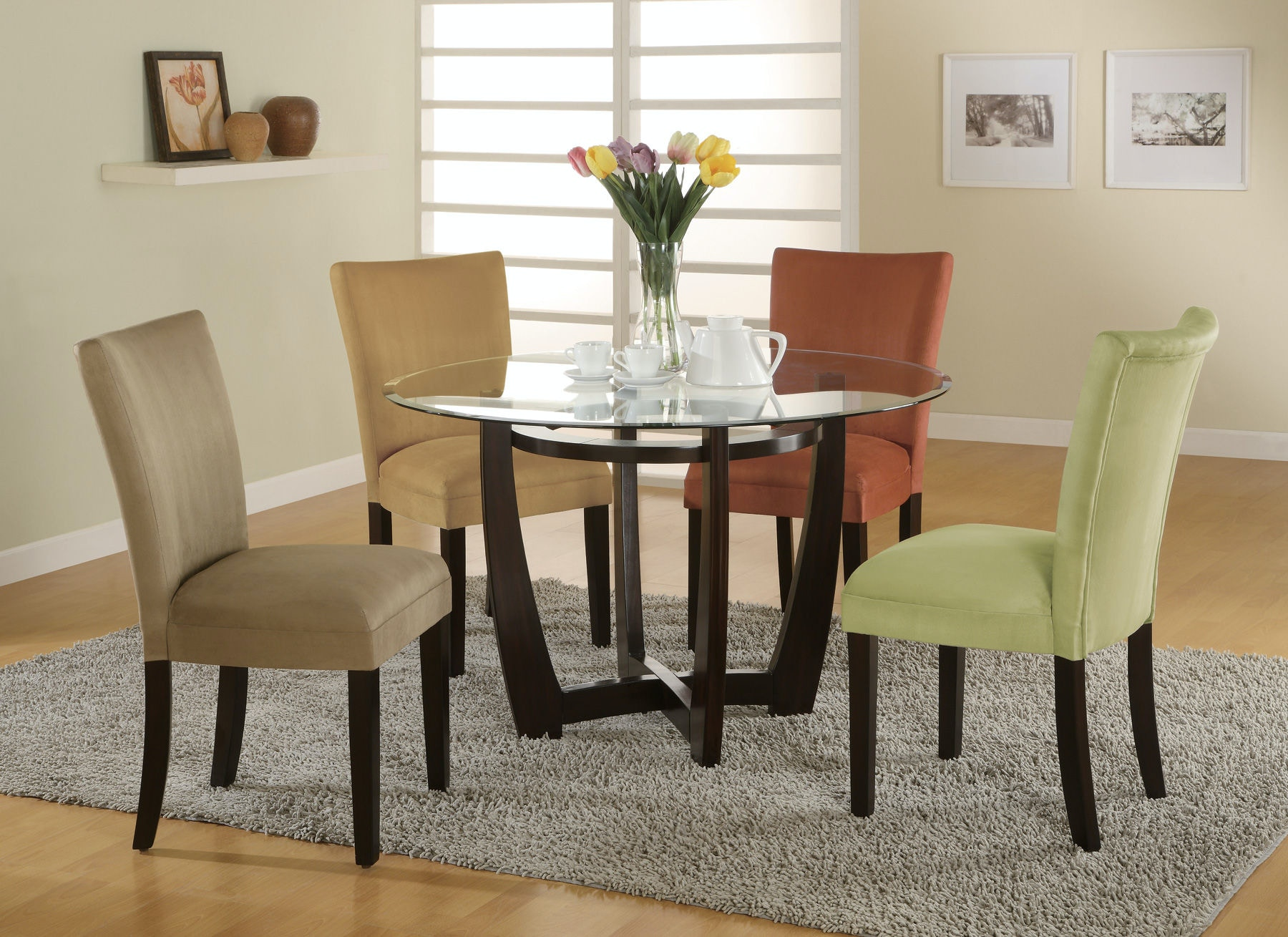 Coaster Dining Room Dining Table Base 101490   Furniture Kingdom    Gainesville, FL